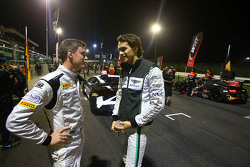 Nicky Catsburg, Reiter Engineering with Max van Splunteren, Bentley Team HTP