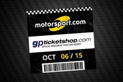 GPTicketShop partnership met Motorsport.com