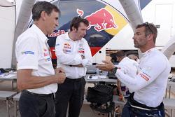 Bruno Famin en Sébastien Loeb, Peugeot Sport