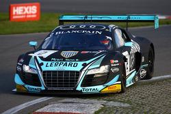 #2 Belgian Audi Club Team WRT Audi R8 LMS: Нікі Тіім, Frédéric Vervisch