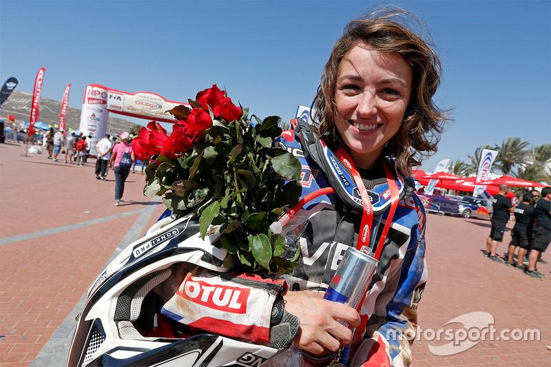 #59: Anastasia Nifontova, Husqvarna (Motos, suspendida por dopaje)