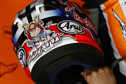 Il casco di Marc Marquez, Repsol Honda Team