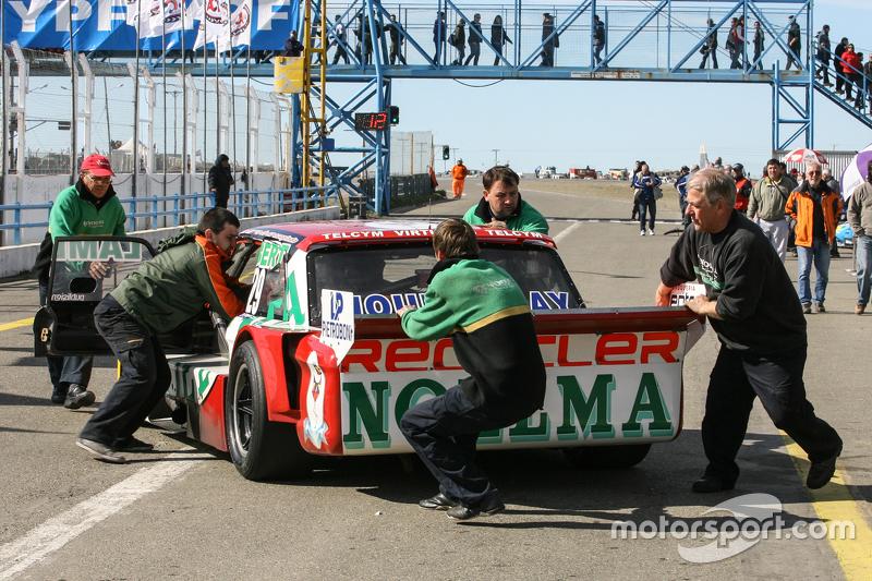 Ніколас Бонеллі, Bonelli Competicion Ford