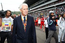 Pirelli Presidente Marco Tronchetti Provera
