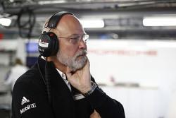 Olaf Manthey, Team principal Porsche Team Manthey