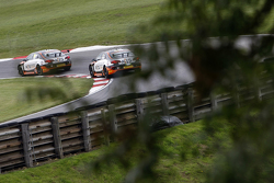 Jason Plato, dan Colin Turkington, Team BMR Volkswagen CC