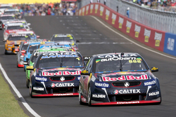 Craig Lowndes und Steven Richards, Triple Eight Race Engineering, Holden