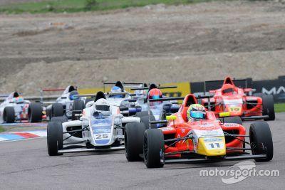 MSA Formula : Thruxton