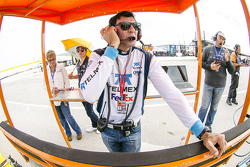 Jimmy Morales, Director deportivo Escudería Telmex