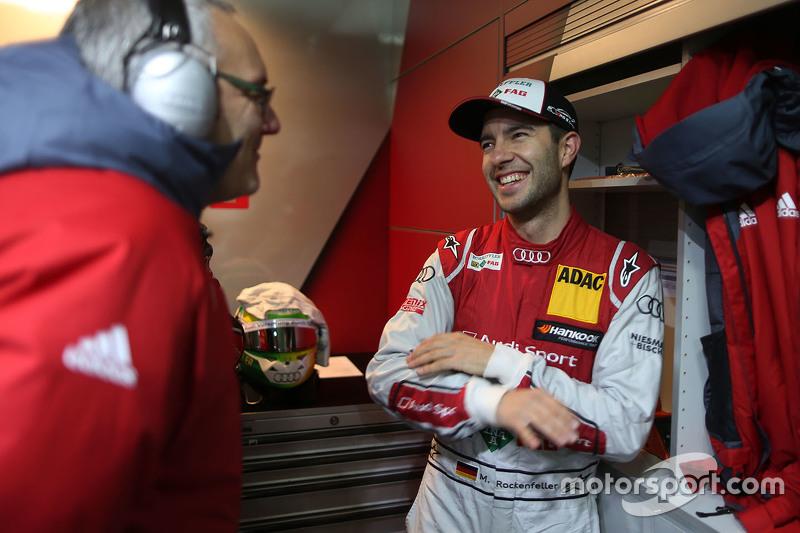 Майк Роккенфеллер, Audi Sport Team Phoenix Audi RS 5 DTM