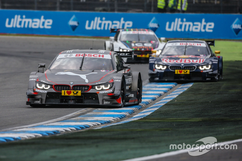 Tom Blomqvist , BMW Team RBM BMW M4 DTM