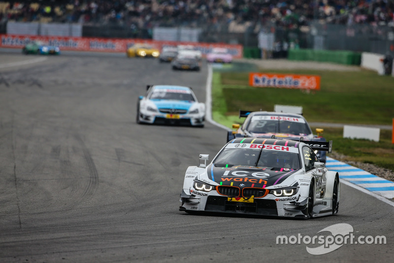 Марко Віттман , BMW Team RMG BMW M4 DTM