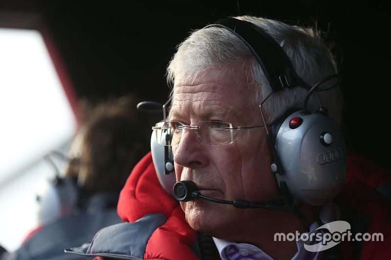 Arno Zensen, head of Audi Sport Team Rosberg