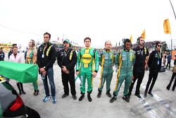 Marcos Gomes no grid