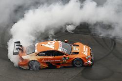 Победитель гонки - Джейми Грин, Audi Sport Team Rosberg Audi RS 5 DTM