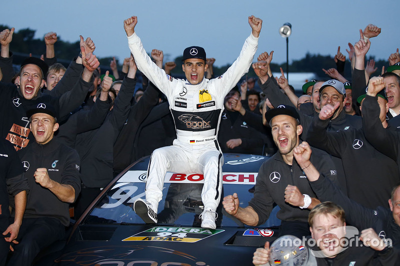 DTM-Champion 2015: Pascal Wehrlein