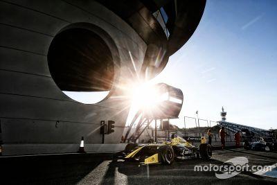 Tests in Jerez, Oktober