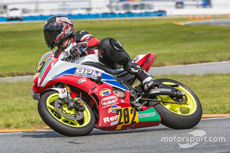 Chris Sullivan, Yamaha
