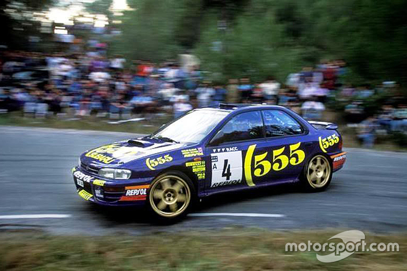Colin McRae et Derek Ringer, Subaru World Rally Team