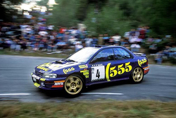 Colin McRae e Derek Ringer, Subaru World Rally Team