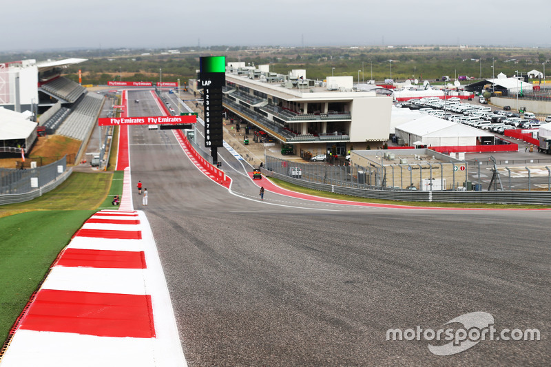 The first corner