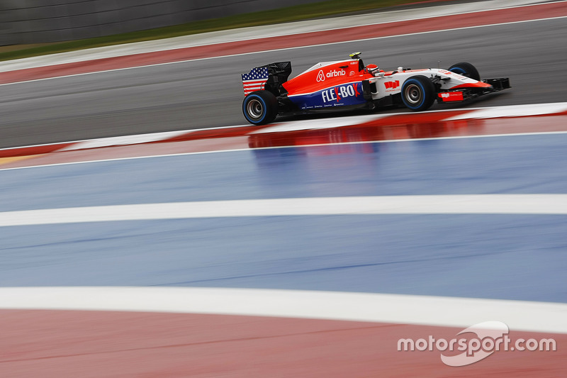 Alexander Rossi, Manor Marussia F1 Team