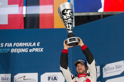 Podium: 3. Nick Heidfeld, Mahindra Racing