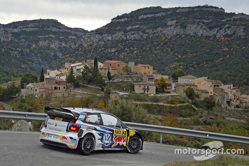 #4: Jari-Matti Latvala in Spanien