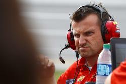 Rodney Childers, Stewart-Haas Racing Chevrolet crew chief
