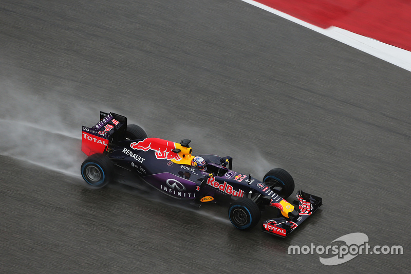 Daniel Ricciardo, Red Bull Racing RB11 in the qualifying session