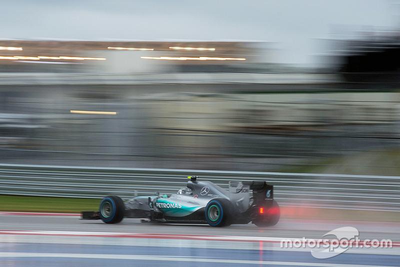 Ніко Росберг, Mercedes AMG
