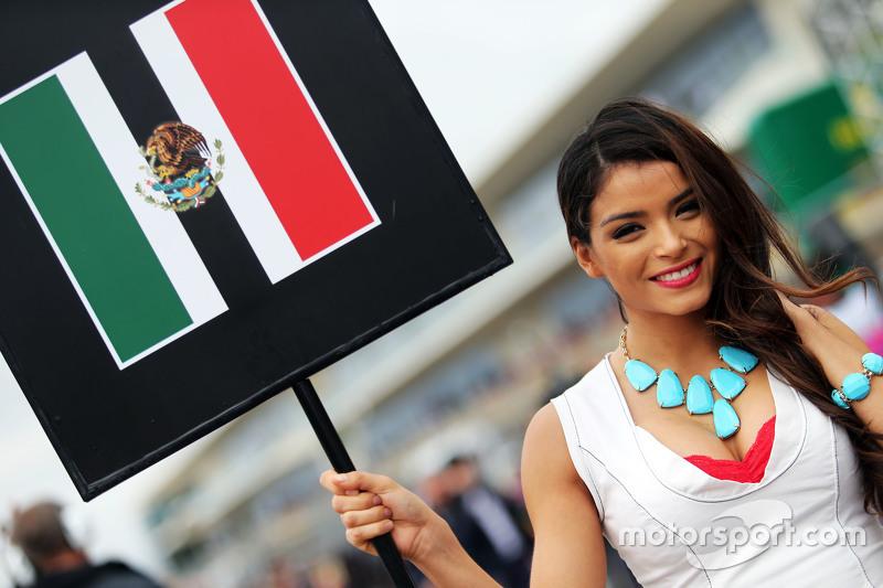 грід гел для Серхіо Перес, Sahara Force India F1 VJM08