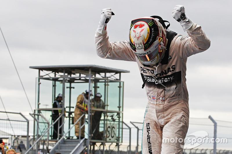 43- Gran Premio de Estados Unidos 2015, Mercedes