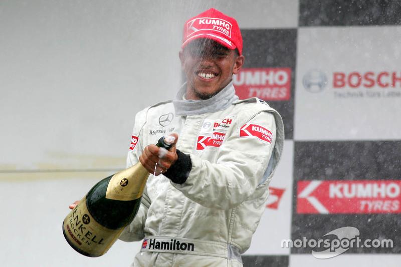Campeão da F3 Euro Series em 2005