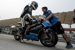 Damian Cudlin, Ioda Racing Project