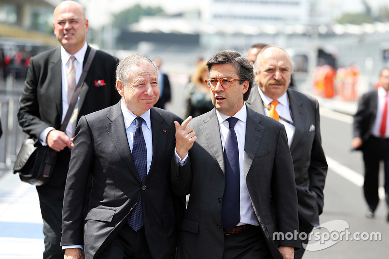 Jean Todt presidente de la FIA