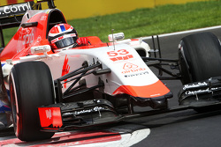 Александр Росси, Manor Marussia F1 Team