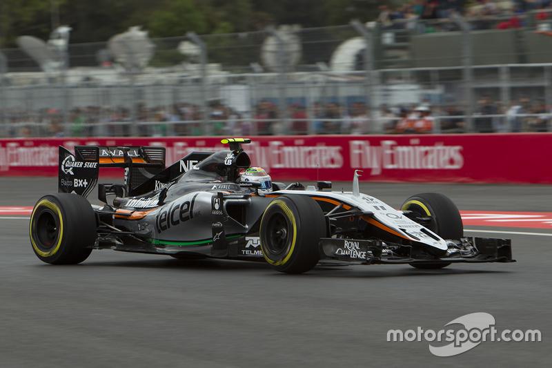 2015: Force India F1 VJM08