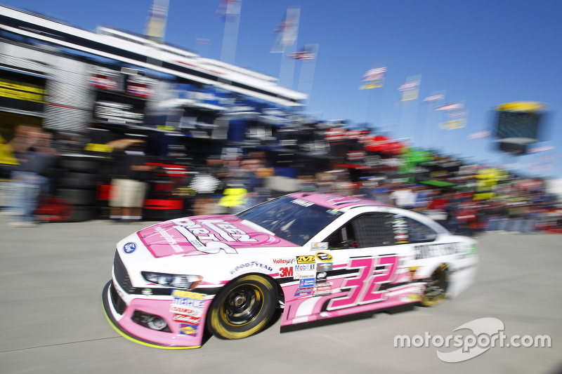Kyle Fowler, Go FAS Racing Ford