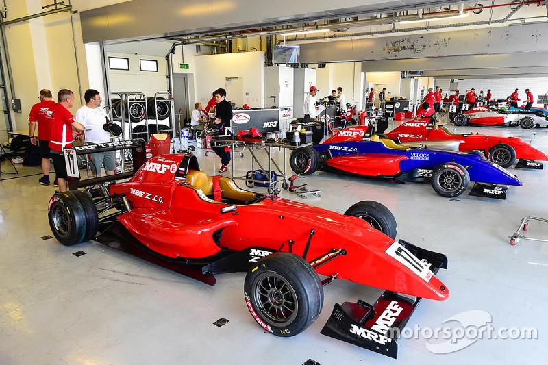 Ambiente na garagem