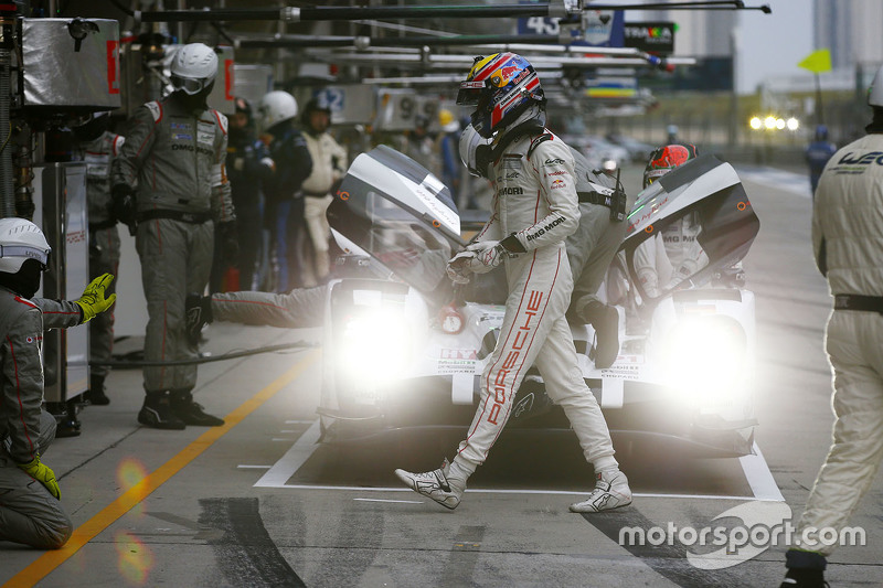 Mark Webber, Porsche Team