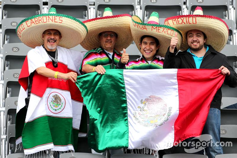 الجماهير المكسيكيّة