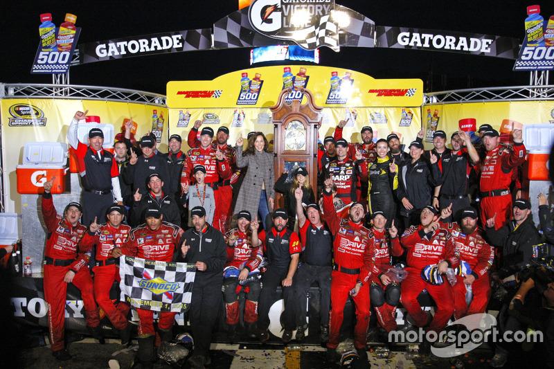 Pemenang balapan, Jeff Gordon, Hendrick Motorsports Chevrolet