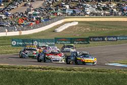 Josito di Palma, CAR Racing Torino, Juan Martin Trucco, JMT Motorsport Dodge, Gaston Mazzacane, Coir