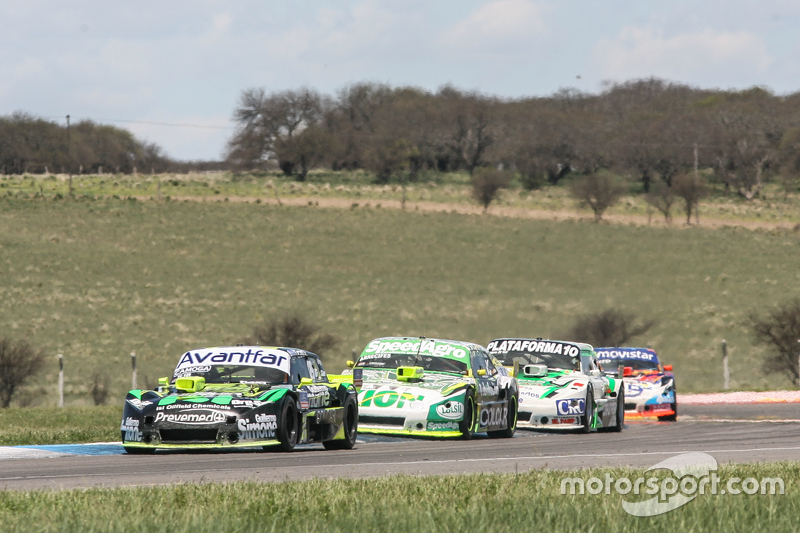 Mauro Giallombardo, Maquin Parts Racing Ford, Agustin Canapino, Jet Racing Chevrolet, Santiago Mango