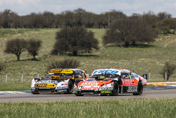 Guillermo Ortelli, JP Racing Chevrolet, Leonel Pernia, Las Toscas Racing Chevrolet