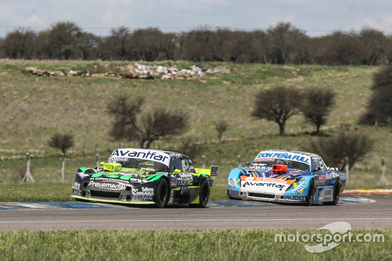 Mauro Giallombardo, Maquin Parts Racing Ford, Martin Ponte, Nero53 Racing Dodge
