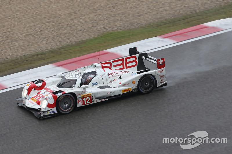 السيارة رقم 12 ريبيليون ريسينغ ريبيليون آر-ون: نيكولاس بروست، ماتياس بيشي