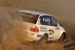 Sole Desert Team: Ricardo Leal dos Santos