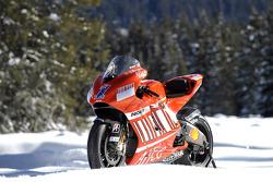 The new Ducati Desmosedici GP8